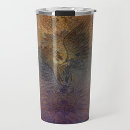 Rising Phoenix Travel Mug