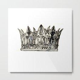 Crown I Metal Print