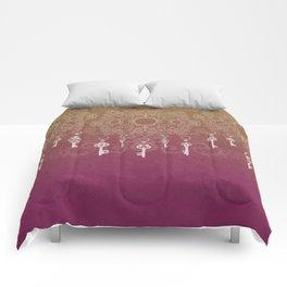 Dangle Keys Comforters