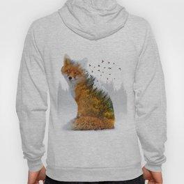 Wild I Shall Stay | Fox Hoody