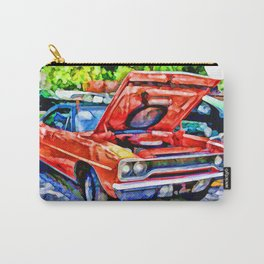 American classic car 2 Carry-All Pouch