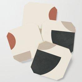 Geometric Modern Art 30 Coaster