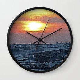 12ne004 Wall Clock
