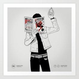 PRINT Nº042 Art Print