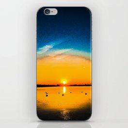 Golden Pearl iPhone Skin