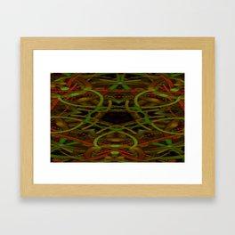 Hallucinogenic Knockwurst 1 Framed Art Print
