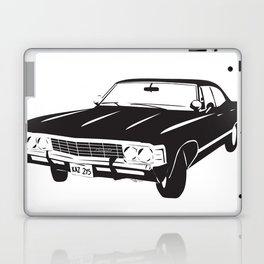 Supernatural Chevrolet Impala 67' Laptop & iPad Skin