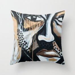 Konchita Throw Pillow