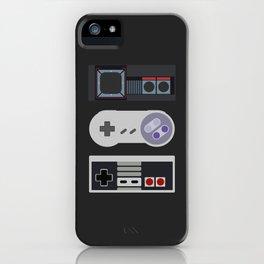 Power Trio iPhone Case