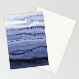 WITHIN THE TIDES SUMMER BLUE by Monika Strigel Stationery Cards