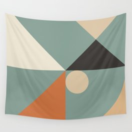 Mid Century 08C Wall Tapestry