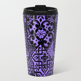 celtic knot black Travel Mug