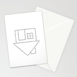 NBHD House Stationery Cards