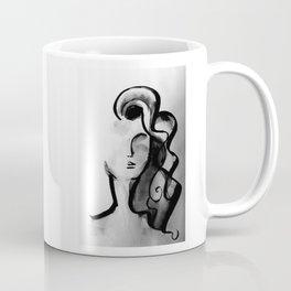 The Minimalist Lady Coffee Mug