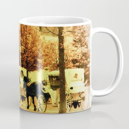Carriage Ride Coffee Mug