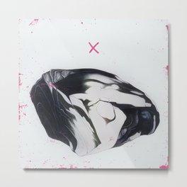 CUT-DOWN#10 - す Metal Print