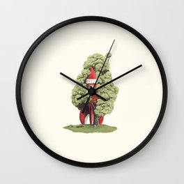 3… 2… 1… Wall Clock