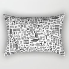 letter Y - games Rectangular Pillow