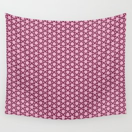 Fractal Lace Wall Tapestry