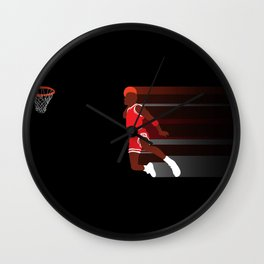 Greatest of All Time Wall Clock