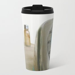 retro timer Travel Mug