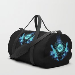 Virtual Reality Check Duffle Bag