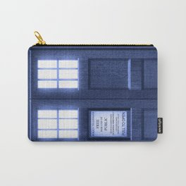 Dr Who Police Box Carry-All Pouch