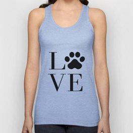 Love animals Unisex Tank Top