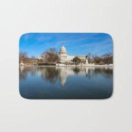 Capitol Building Bath Mat