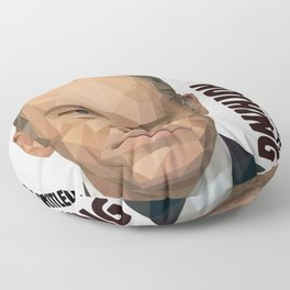 You are entitled to nothing - Frank Underwood Floor Pillow