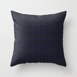 Chromatic Pattern Throw Pillow