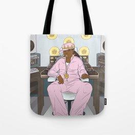 Queen of Pentacles - Missy Elliott Tote Bag