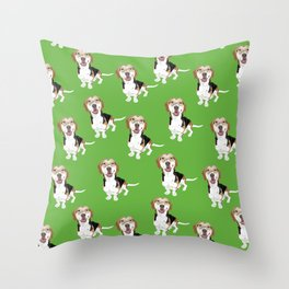 Pickles Pattern Throw Pillow