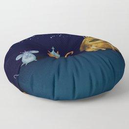 We Three Kings Floor Pillow