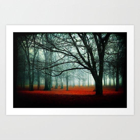 Enter Art Print