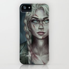 Until Dawn: Jess iPhone Case