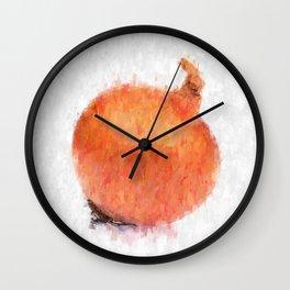 Big Onion Wall Clock