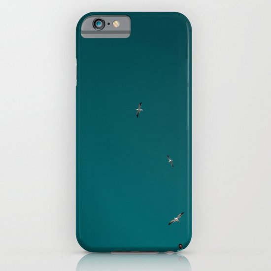 The Lord of the Seagulls iPhone & iPod Case