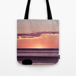 Dusk in the East Tote Bag