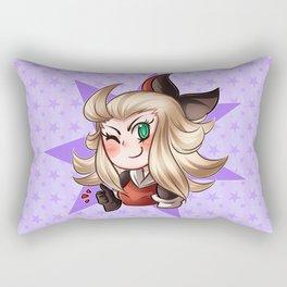 You can do it! Rectangular Pillow