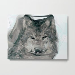 LUPUS Metal Print