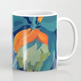Tropical orange fruit tree Coffee Mug