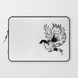 Eye On The Sparrow Laptop Sleeve