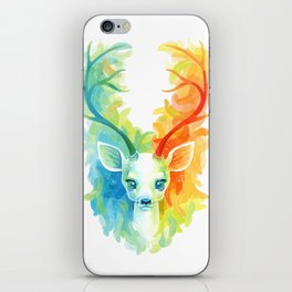 Feather Fawn iPhone Skin