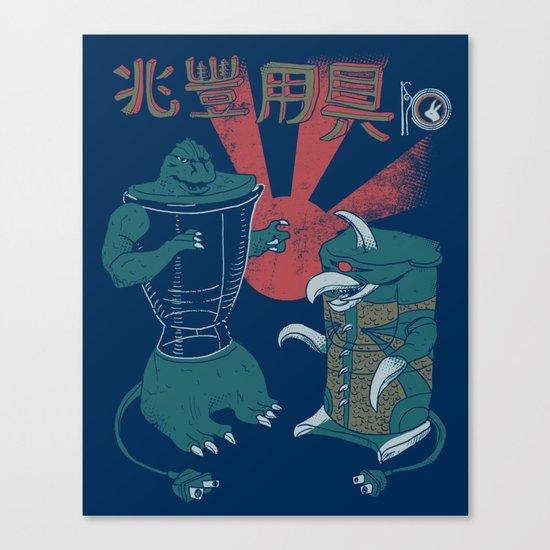 Mega Appliances Canvas Print