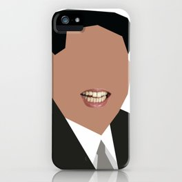 FOGS's People wallpaper collection NO:02B KIM JONG UN PNG iPhone Case