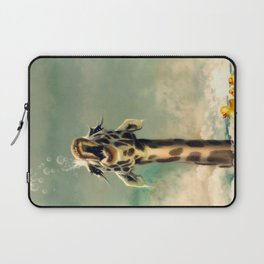 The Bath Laptop Sleeve