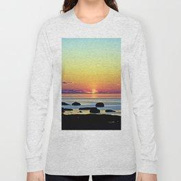 Summer's Glow Long Sleeve T-shirt