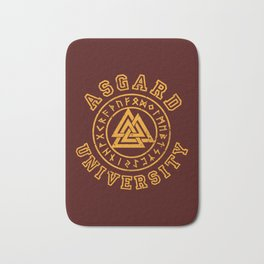 Asgard University Bath Mat