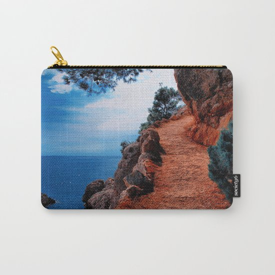 Way To The Top Carry-All Pouch